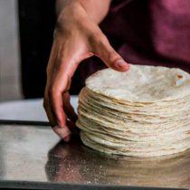 Se disparó 10% el precio de la tortilla en un mes