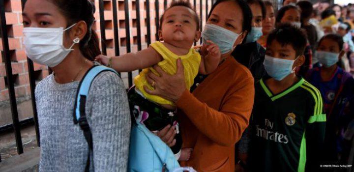 OPS detalla el impacto «devastador» del covid-19 en la salud de las mujeres
