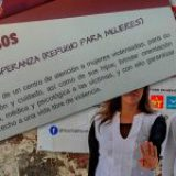 Candidata de Morena promete revivir refugios de mujeres que AMLO desapareció