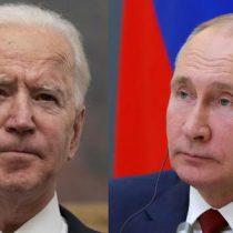 Cumbre entre Biden y Putin se puede llevar a cabo en Suiza durante el mes de junio