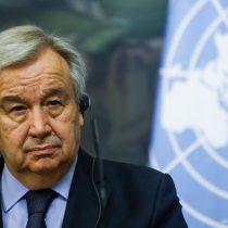 ONU pide a Israel y Palestina detener «inmediatamente» los bombardeos