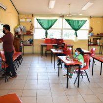 Campeche y Nayarit suspenden clases presenciales tras regresar a semáforo amarillo