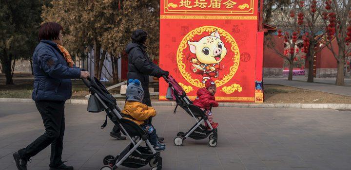 China permitirá un tercer hijo en medio de su crisis poblacional