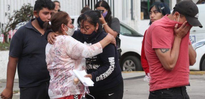Gobierno de la CDMX dará 40 mil pesos a familiares de fallecidos en L12