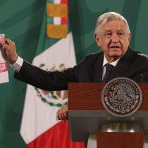 AMLO ignora veda electoral y defiende a candidatos de Morena