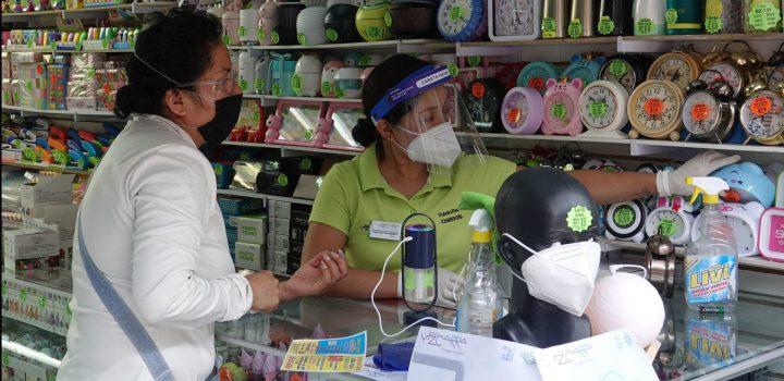 Inegi: 85.5% de empresas con alguna afectación a causa del Covid-19