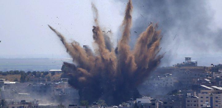 Conflicto entre Israel y palestinos deja al menos 231 muertos en 10 días