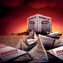 Morena teme derrota e intimida a los votantes