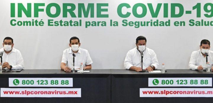 Detectan en San Luis Potosí primer caso de Coronavirus de variante de la India