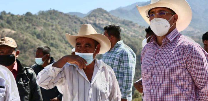 Antorchistas de Oaxaca protestarán en Palacio de Gobierno para exigir obras públicas