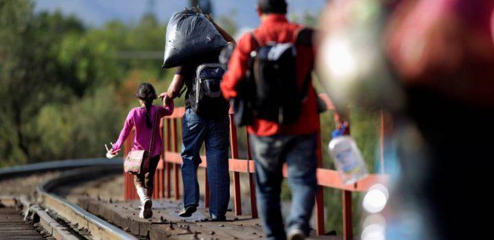 EU arrestó a más de 180 mil migrantes en la frontera con México durante mayo