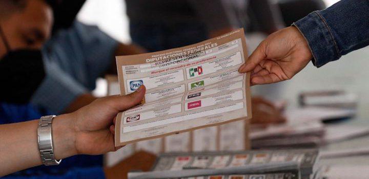 Exhiben irregularidades electorales de Morena