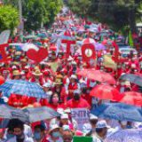 Con campaña mediática, Morena Chimalhuacán pretende salvar a su candidata a presidenta municipal