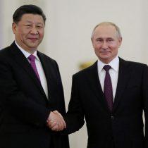 Rusia y China refrendan acuerdo en medio de turbulencias geopolíticas
