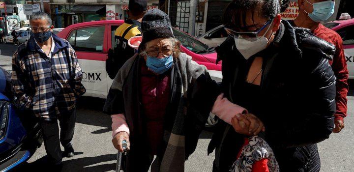 Seis estados registran repunte de contagios por Covid-19