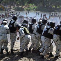 Violencia imparable; Guardia Nacional insuficiente