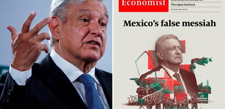 """El artículo de """"The Economist"""" merece más atención de los mexicanos"""