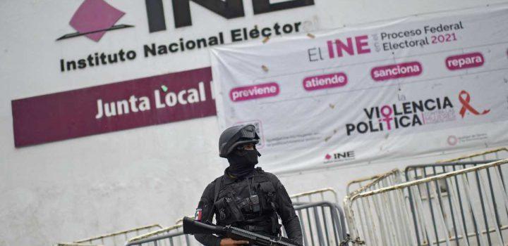 En 35% de las campañas tuvieron presencia del crimen organizado, alertan observadores