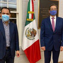 Arturo Herrera inicia gira de encuentros con autoridades del Departamento del Tesoro, FMI, Fed y Banco Mundial