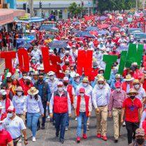 Múltiples y graves anomalías de Morena contra el PRI de Chimalhuacán, a pesar de ello Tolentino aventaja