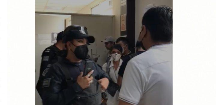 Gobierno Morenista de Nicolás Romero detiene arbitrariamente a encuestadores