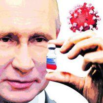 Vladimir Putin confirma que fue vacunado contra el coronavirus con la Sputnik V