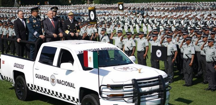 4T profundiza militarización del país: Centro Prodh