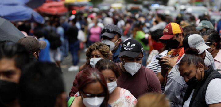 Variante Delta del virus de Covid ya circula en tres estados de México: OPS