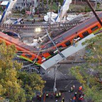 Colapso de L12 del metro se dio por «graves fallos de construcción» y «presiones políticas» de Ebrard: NYT
