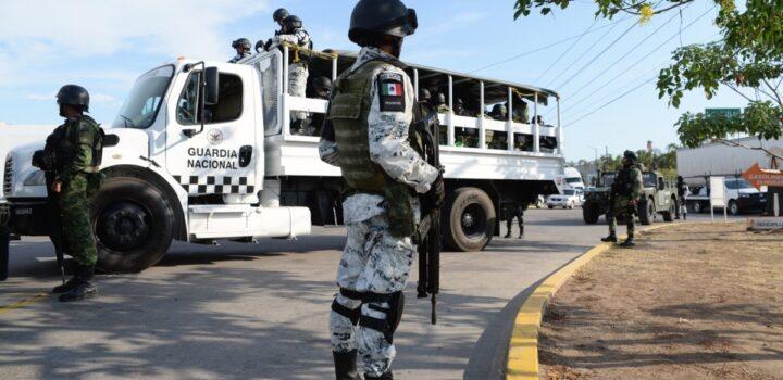 Guardia Nacional supera al Ejército en quejas por violaciones a derechos humanos