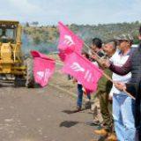 Darán banderazo para 30 obras sociales en Ixtapaluca