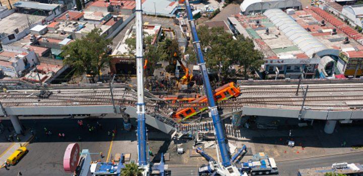 Fallas estructurales, causa del desplome de la Línea 12: DNV
