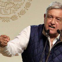 Llueve, truene o relampaguee, México debe detener a AMLO