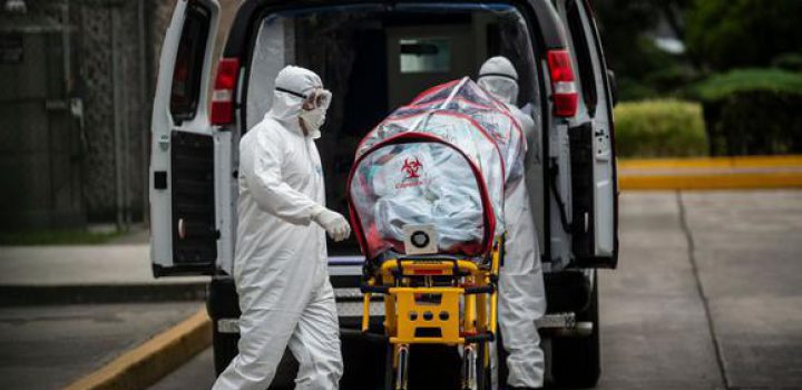 En tercera ola de Covid-19, México registra 15 mil 198 nuevos contagios