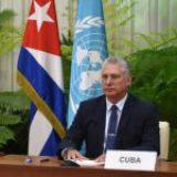 """Cuba asegura que UE """"miente y manipula"""" al apoyar a manifestantes"""