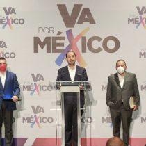 PAN, PRI y PRD buscarán anular elecciones en SLP, Michoacán, Campeche y Guerrero