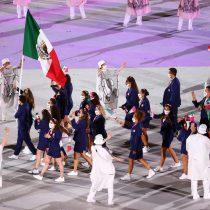 México desfila con trajes artesanales oaxaqueños en la inauguración de los Juegos Olímpicos