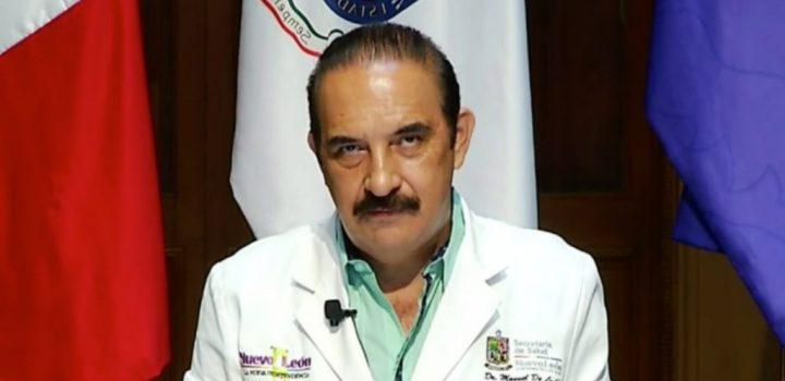 Hospitales no resistirán por saturación de tercera ola de Covid, advierte Secretario de Salud de NL