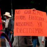 Exigen que autoridades no violen el derecho de elección: Antorcha