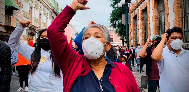 Exige Antorcha respeto a la democracia en Huitzilan y Ocoyucan