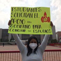 Marcharán universitarios contra la alcaldía Cuauhtémoc, exigen solución a sus demandas