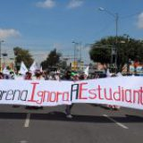 Néstor Núñez deja sin apoyo a estudiantes de la CNEC