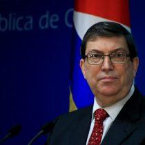 """Cuba califica de """"infundadas y calumniosas"""" las sanciones de EE.UU contra sus militares"""