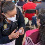 Llega segunda jornada de vacunación contra covid-19 a Chimalhuacán