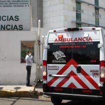 CDMX enfrenta tercera ola de Covid con hospitales llenos, malas condiciones y sin insumos