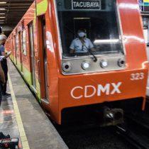Metro transporta sólo al 49% de usuarios de los que desplazaba antes de la pandemia: Inegi