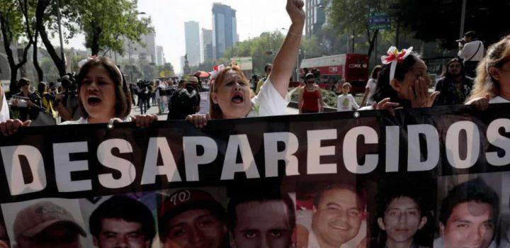 En México hay 39 mil cuerpos sin identificar y 89 mil desaparecidos