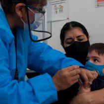 En 2020, cerca de 454 mil niños no recibieron sus vacunas básicas