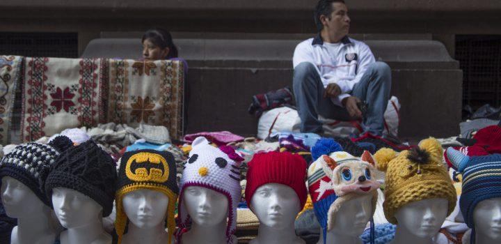 En México, 14 millones de mexicanos con empleo ganan sólo un salario mínimo