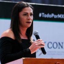 El 55% de capitalinos pide que Ana Guevara deje la Conade